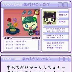 Tamabook log gameplay