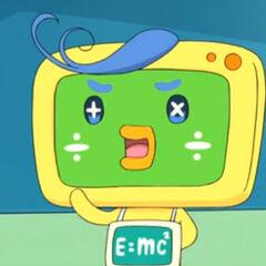 Mr. Kokubantchi in the anime