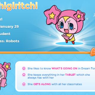 Hoshigirltchi's Profile on TamagotchiFriends.com