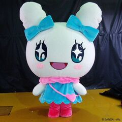 Official mascot costume for Lovelitchi