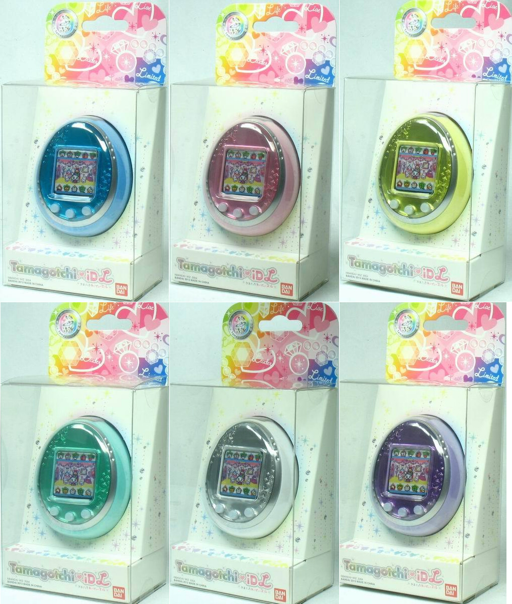 Image tamagotchi id l english packagingg tamagotchi wiki tamagotchi id l english packagingg geenschuldenfo Image collections