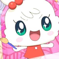 Kiramotchi in the anime