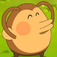 Monkeytchi in Tamagotchi: The Movie