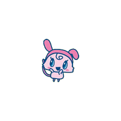 Artwork of Momotchi