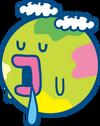 Tamagotchi planet mapart