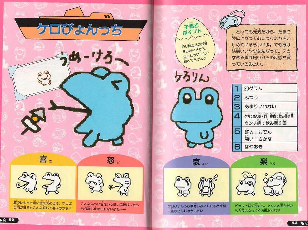 Play Game de Hakken!! Tamagotchi - Osutchi to Mesutchi ...