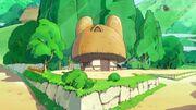 Mamesaku house