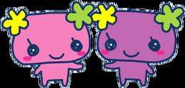 Furawatchi & Violetchi