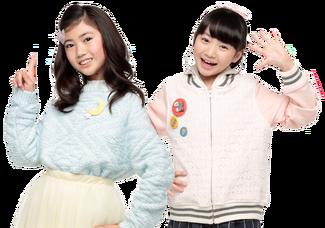 Yuna and Mai