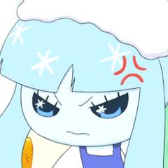 Yukinkotchi in the anime