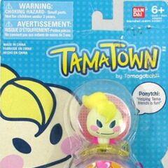Ponytchi's Gotchi Figure for the TamaTown Tama-Go.