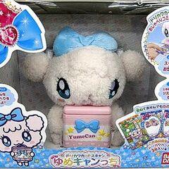 Yumecantchi toy in box