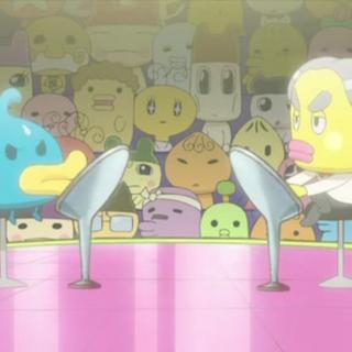 Ahirukutchi in the anime