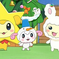 Kikitchi as a Star costume