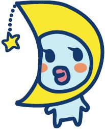 Mikazukitchi blue