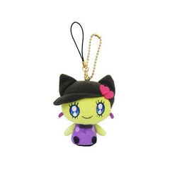 A keychain plush of Melodytchi