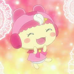 Chamametchi in Lovelin's PJs