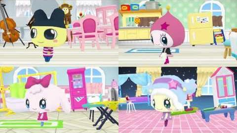 ♪ミュージック&ダンシングビデオ♪「おうちまいにち たまごっち」