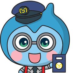 Nandetchi as a police officer.