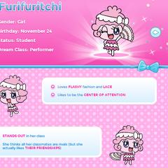 Furifuritchi's Profile on TamagotchiFriends.com