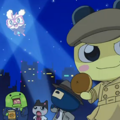 Mametchi as Anpan Detective