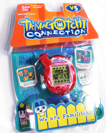 Familitchi Tamagotchi V5 cheats