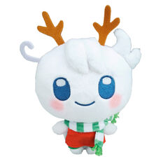 A Christmas themed plush of Lovesoratchi