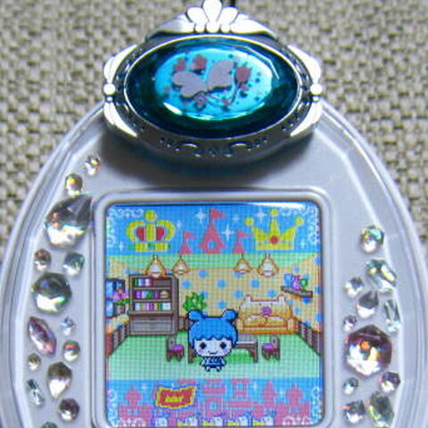 Pekopekotchi on the Tamagotchi P's.