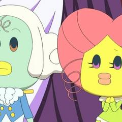Claricetchi's parents