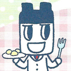 Papamametchi in a manga panel from <a href=