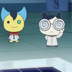 Tensaitchi Jr. and <a href=