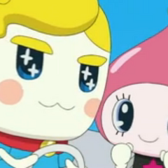 Prince Tamahiko and Himespetchi
