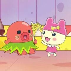 Octodogtchi befriends <a href=