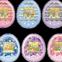 Six initial designs