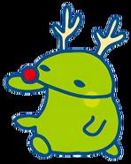 Kuchipatchi reindeer