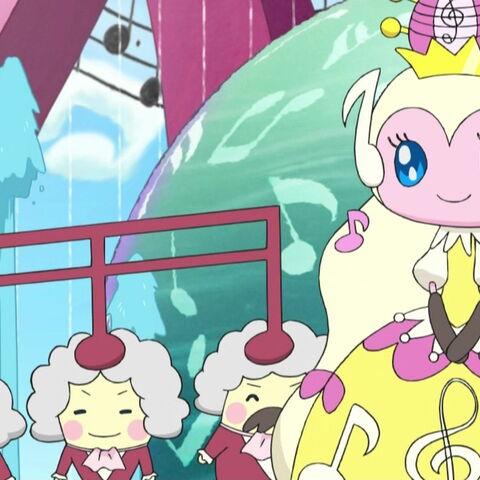 Joou Sama in the anime