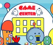Game center art