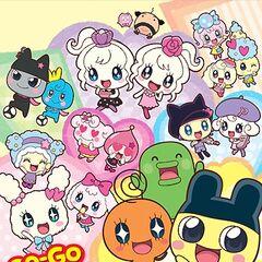 GO-GO Tamagotchi! Official poster