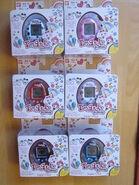 Tamagotchi friends boxes
