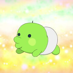 Baby Kuchipatchi as seen from <a href=