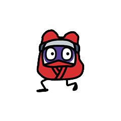 Ninja costume