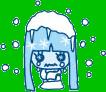 Yukinkotchi sad