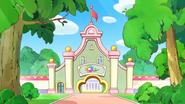 Dream school gate