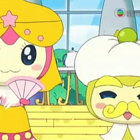 Madame Kiki in the Anime