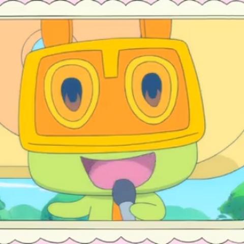 Principal Omen as an announcer