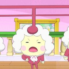 Joou Sama's three royal servants.