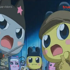 Two of Mametchi