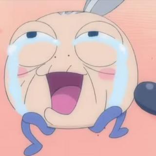 Otokitchi crying happily