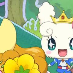 Lovelin as a Prince