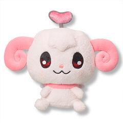 A plush toy of Hapihapitchi